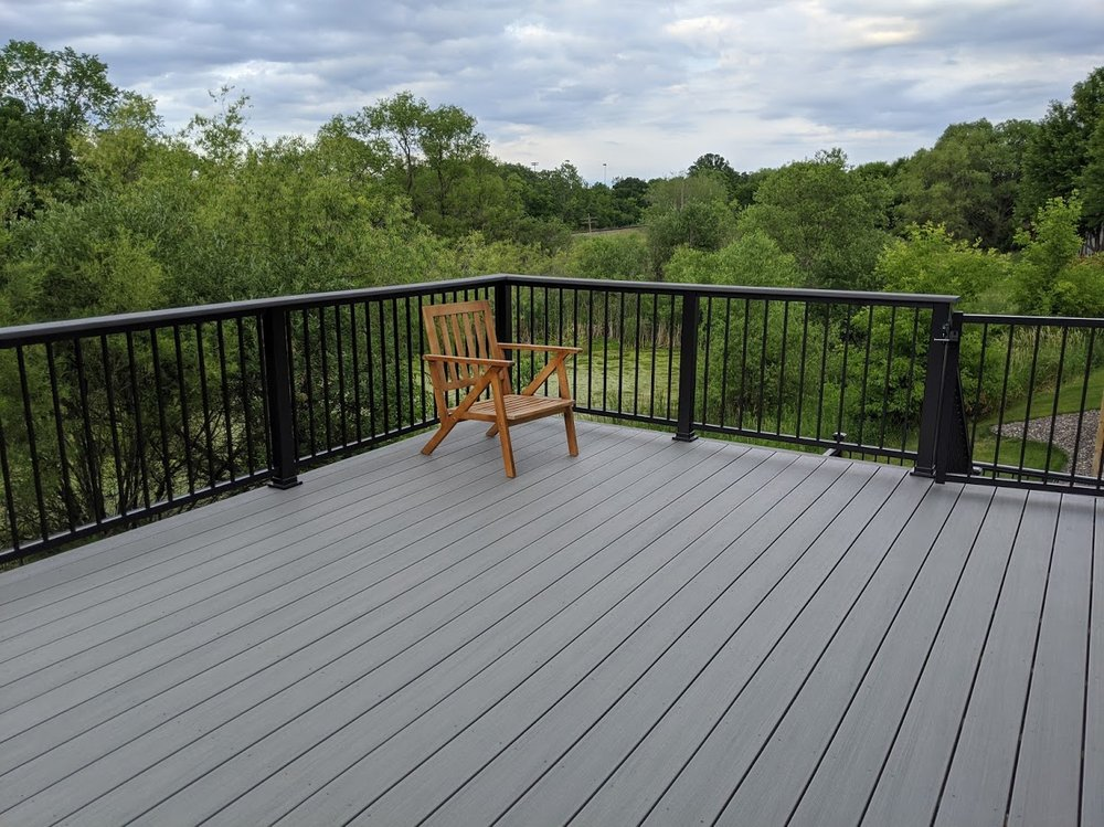 Deck And Basement: 6907 Logan Ave S, Richfield, MN
