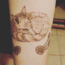 Pair o dice tattoo 16 photos 16 reviews tattoo for Tattoos in tulsa