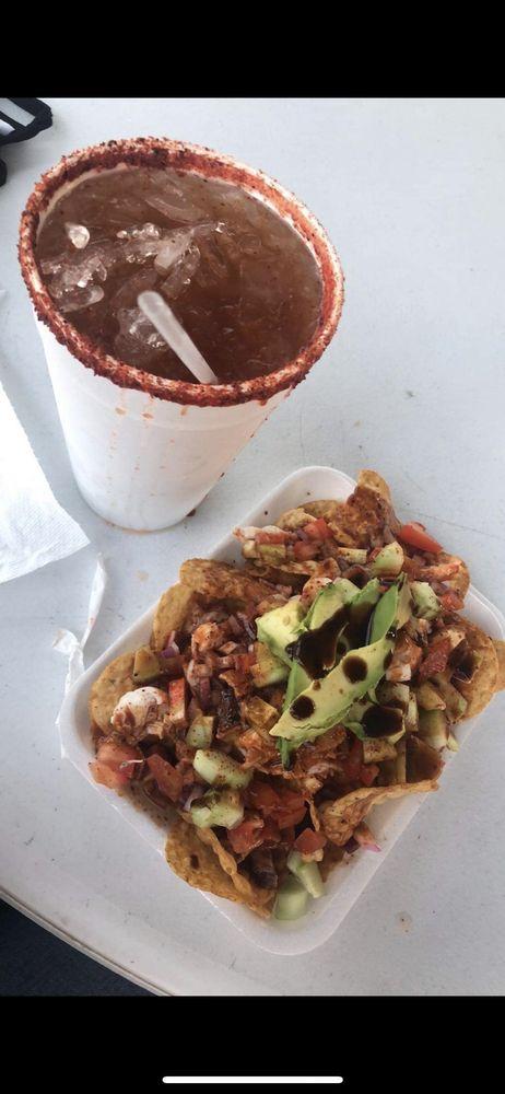 Mariscos La Costa Sinaloa: 9311 Airline Dr, houston, TX