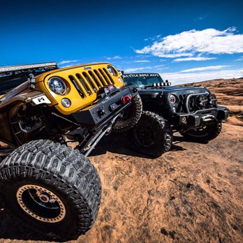 Photo Of Outlaw Jeep Adventures   Moab, UT, United States