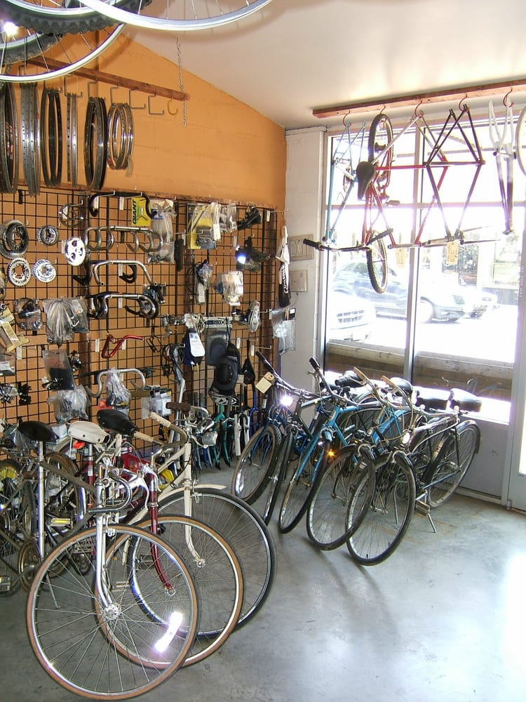 Richmond Re-Cycles Bicycle Shop