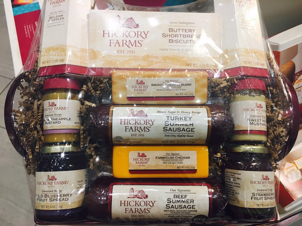 Photo of Hickory Farms - Torrance, CA, United States. Great holiday gift baskets