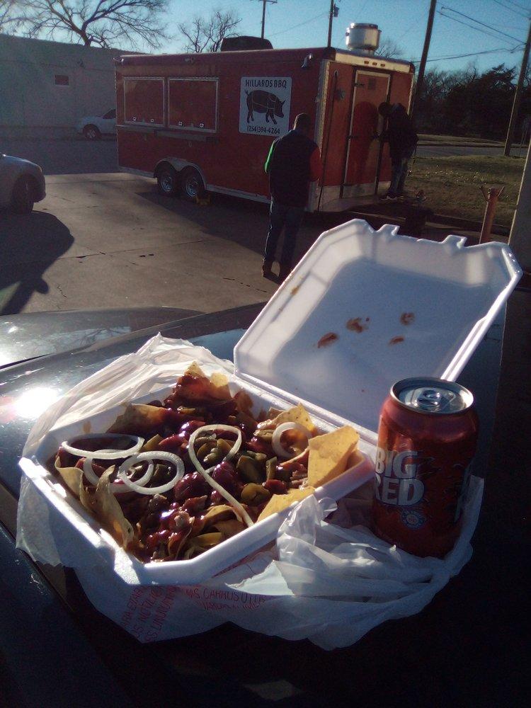Hillards BBQ: 800 Elm Ave, Waco, TX