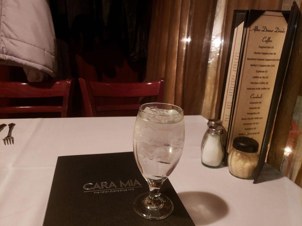 Cara Mia Restaurant - 171 Photos & 190 Reviews - Italian