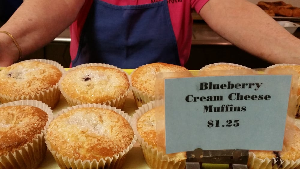 Mrs. Grove's Pastries: 1116 12th St, Altoona, PA