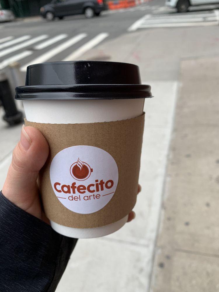 Cafecito del Arte: 181 E 108th St, New York, NY