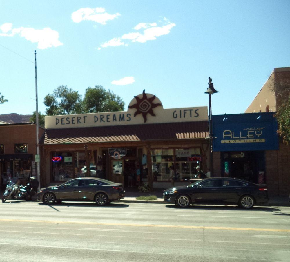 Desert Dreams: 71 N Main St, Moab, UT