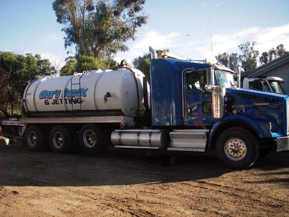 Clay's Septic & Jetting: 867 Guadalupe St, Guadalupe, CA