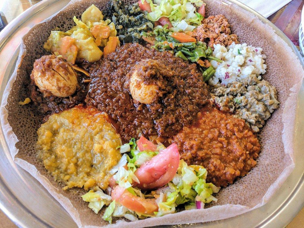 Ayda Ethiopian Restaurant: 24940 Redlands Blvd, Loma Linda, CA