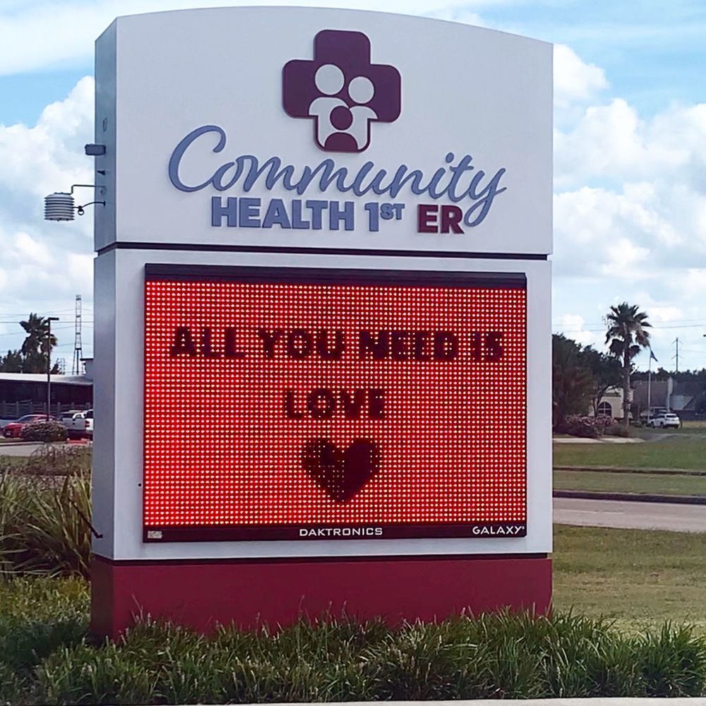 CH First Emergency Room: 1101 East Blvd, Deer Park, TX