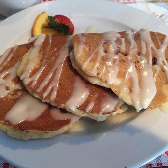 photo of the garden brunch cafe nashville tn united states pecan pancakes - Garden Brunch Cafe