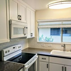 Beautiful Photo Of Sunshine Gardens Apartments   Mountain View, CA, United States.  Remodeled Kitchen