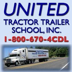 United Tractor Trailer School Driving Schools 50 Holyoke St