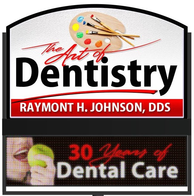 Raymont H Johnson Jr, DDS - Art of Dentistry