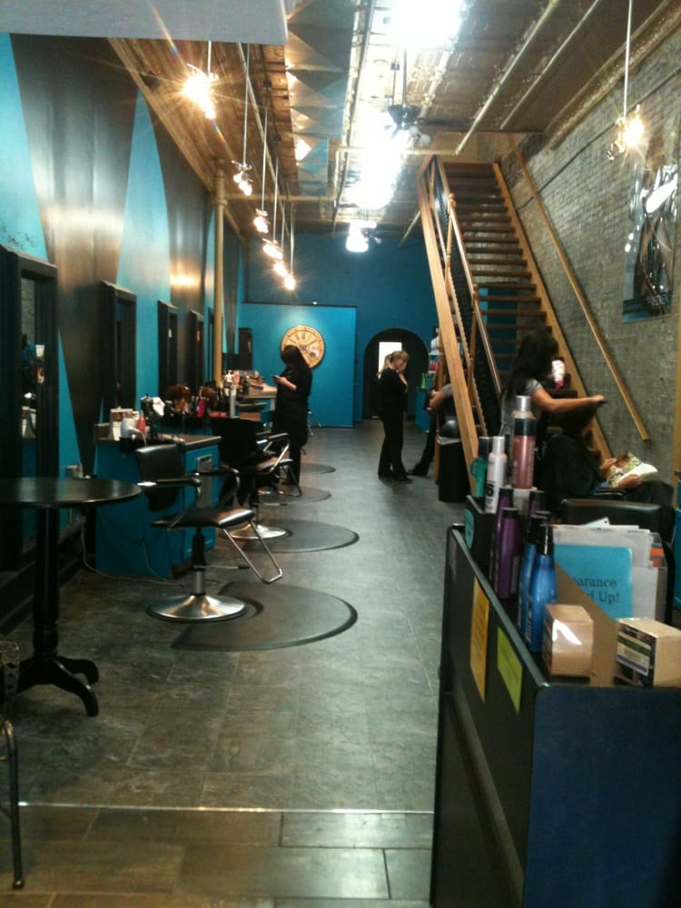 Salon 529 and Day Spa: 529 S Main St, Joplin, MO