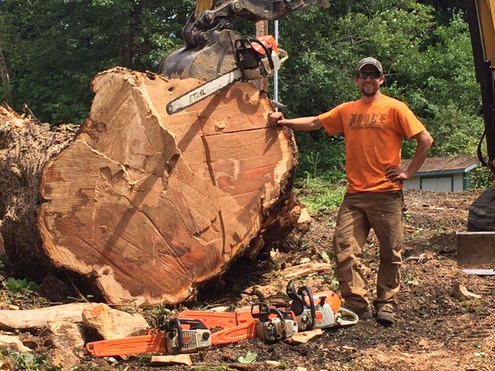 On Track Excavation: Lake Stevens, WA