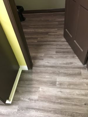 photo of contract floor inc encino ca united states waterproof rigid lvt