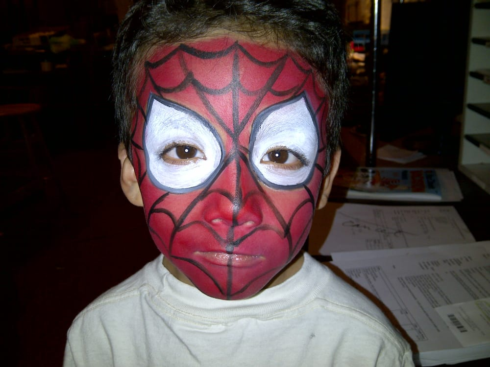 Face Painting Services Near Me