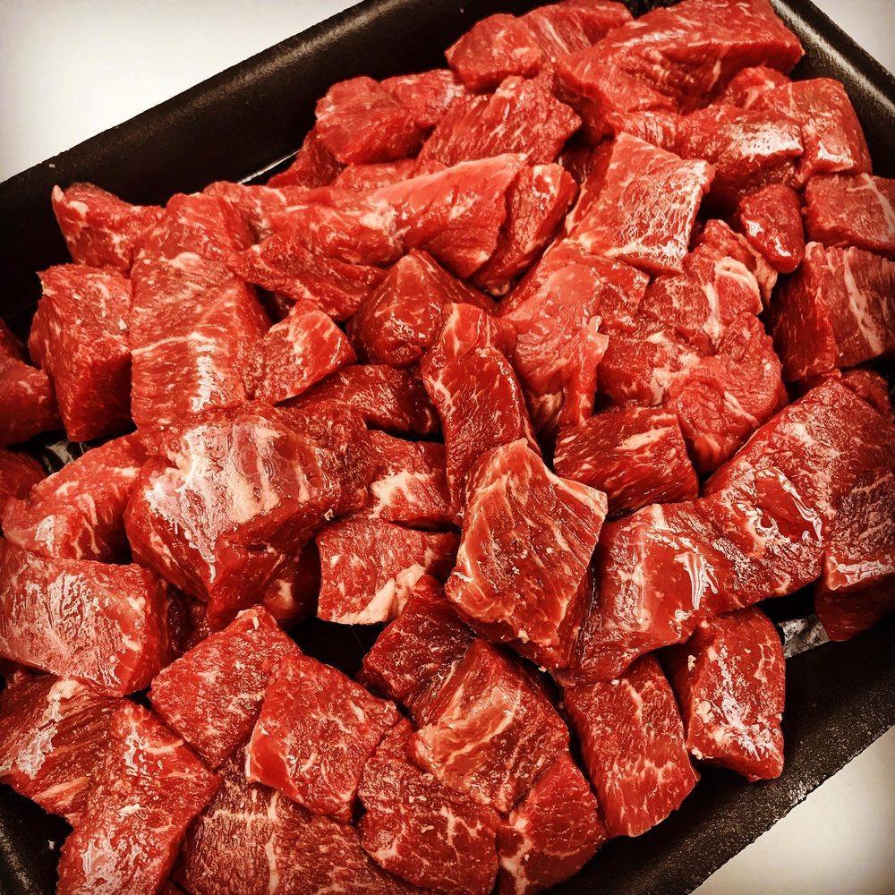 Carolina Butcher Shop: 1501 N Raleigh St, Angier, NC