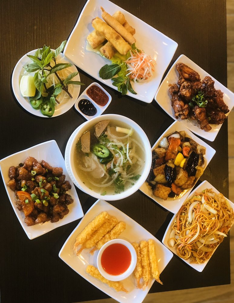 Asian Fusion Eatery: 1775 Northpark Blvd, San Bernardino, CA