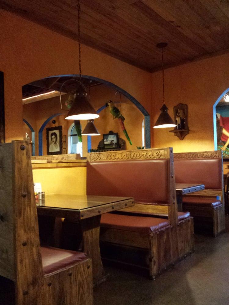 El Canaveral Mexican Restaurant: 2100 Hendale Pl, Stuttgart, AR