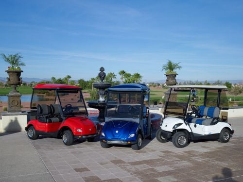 Easy Ride Golf Cars: 365 Gilmer Ferry Rd, Ball Ground, GA