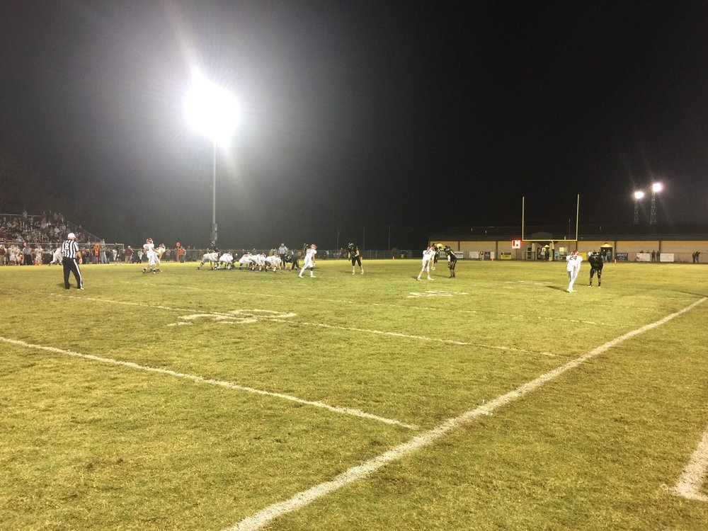 Tecumseh Football Field: 901 N 13th St, Tecumseh, OK
