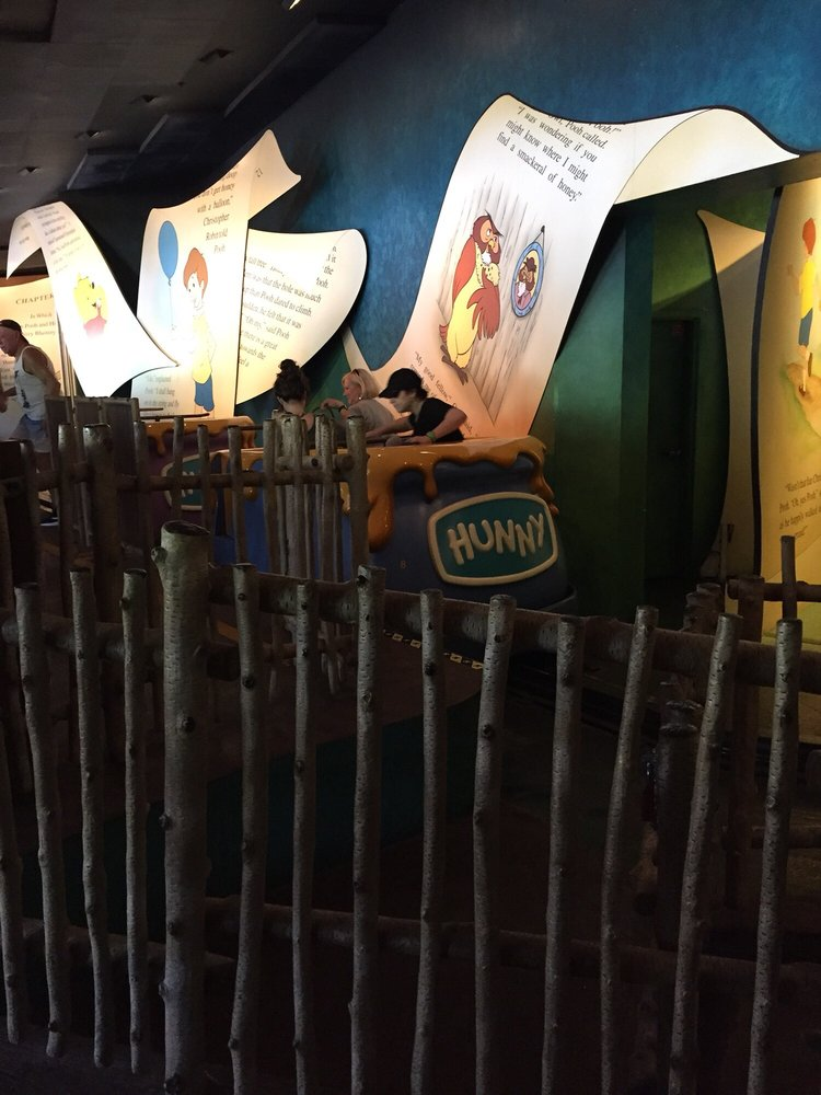 The Many Adventures of Winnie the Pooh: 1180 Seven Seas Dr, Orlando, FL