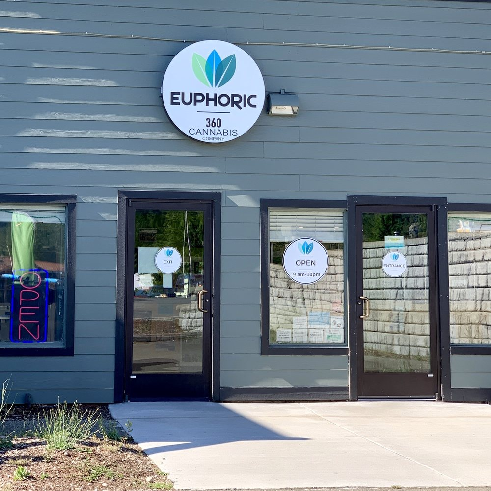 Euphoric 360: 6326 Martin Way E, Lacey, WA