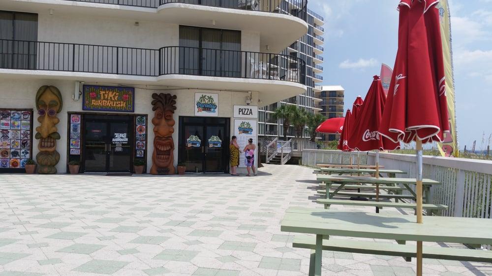 Paradise Pizza Panama City Beach Fl