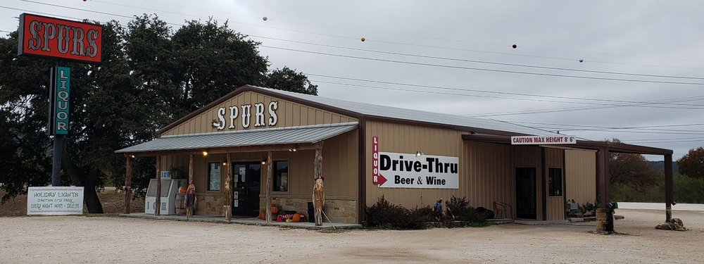 Spurs Liquor: 2323 N Main St, Junction, TX