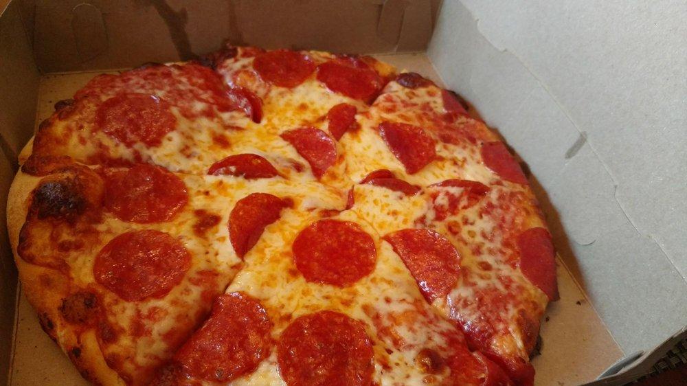 Food from Jessie's Pizzeria