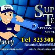 Supertech Appliance Repair 37 Reviews Appliances
