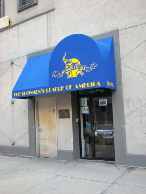 Showmen's League of America: 300 W Randolph St, Chicago, IL
