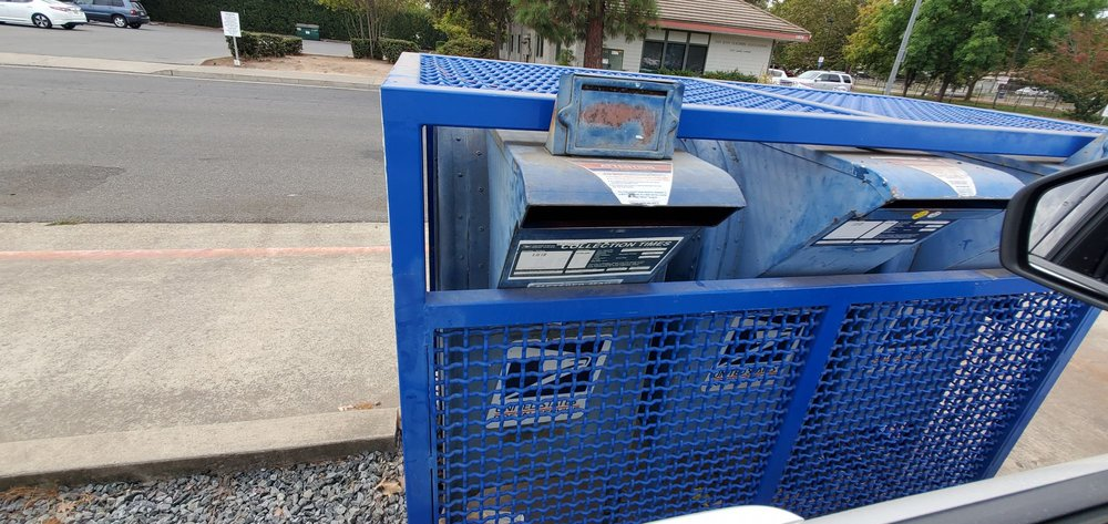 US Post Office: 6929 Fair Oaks Blvd, Carmichael, CA