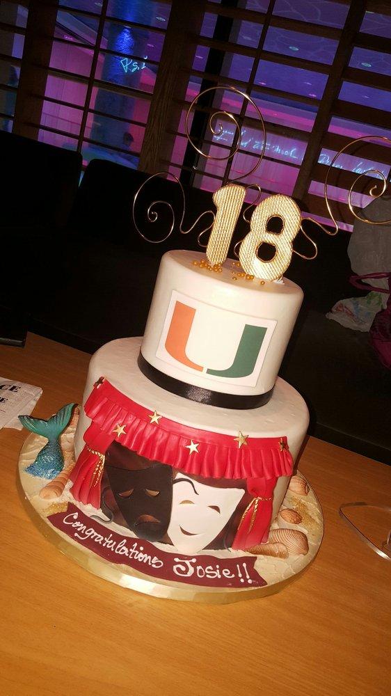 Unique Birthdaygraduation Cake Yelp