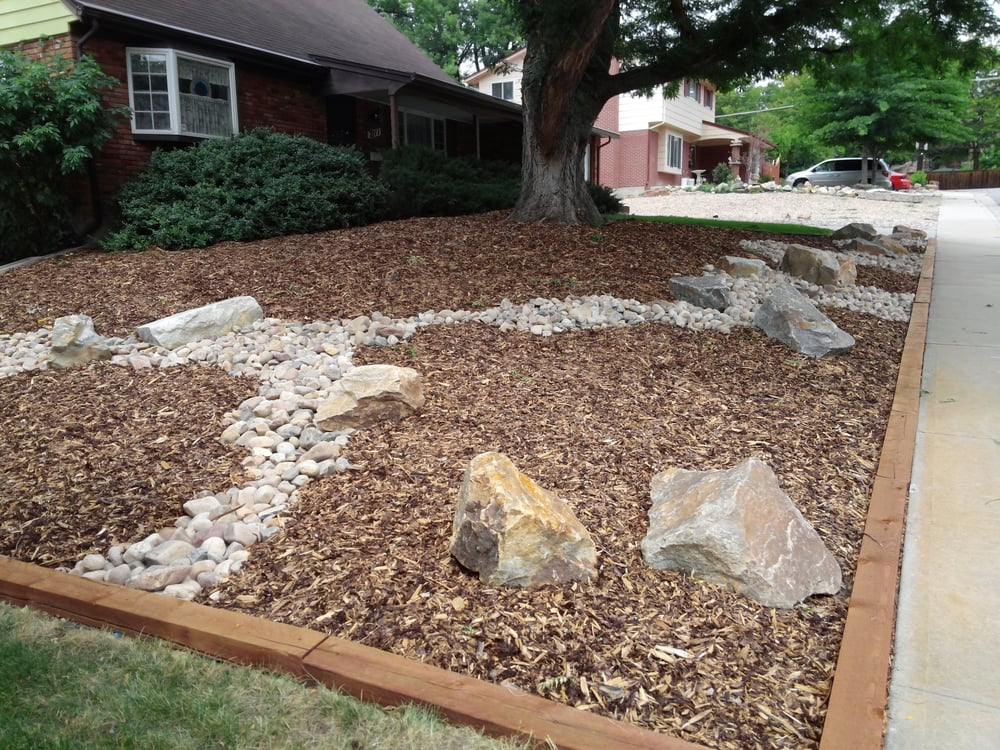 Front yard xeriscape | Yelp on Xeriscape Yard Ideas id=26972