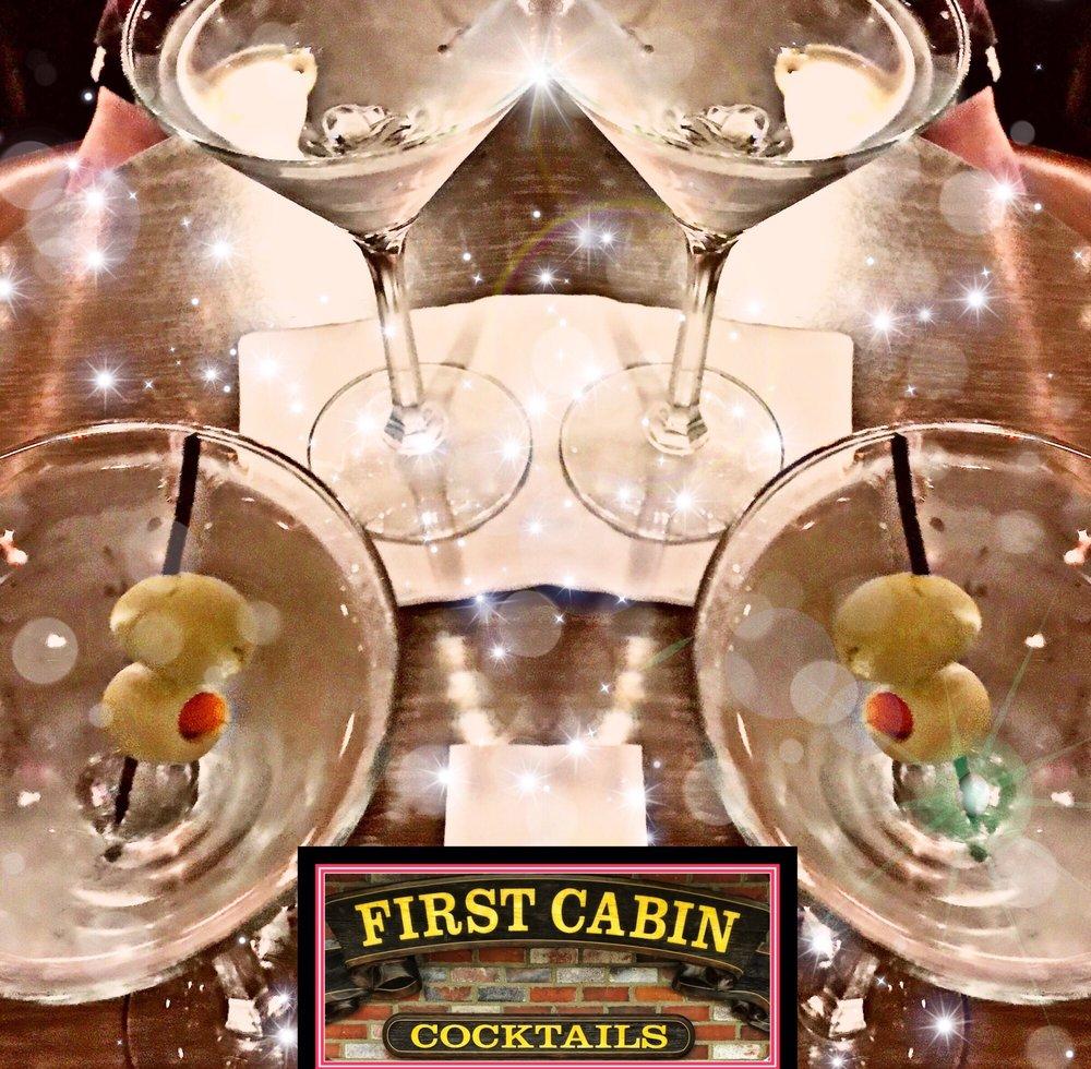 First Cabin Bar: 46 E Huntington Dr, Arcadia, CA