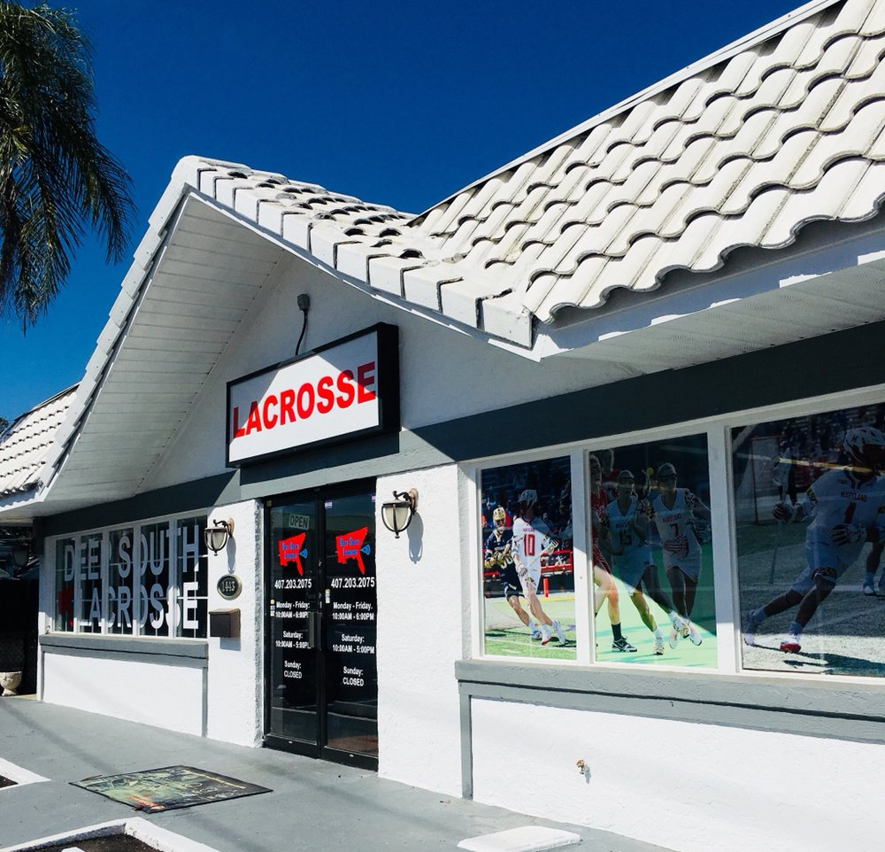 Deep South Lacrosse: 1443 S Orlando Ave, Maitland, FL
