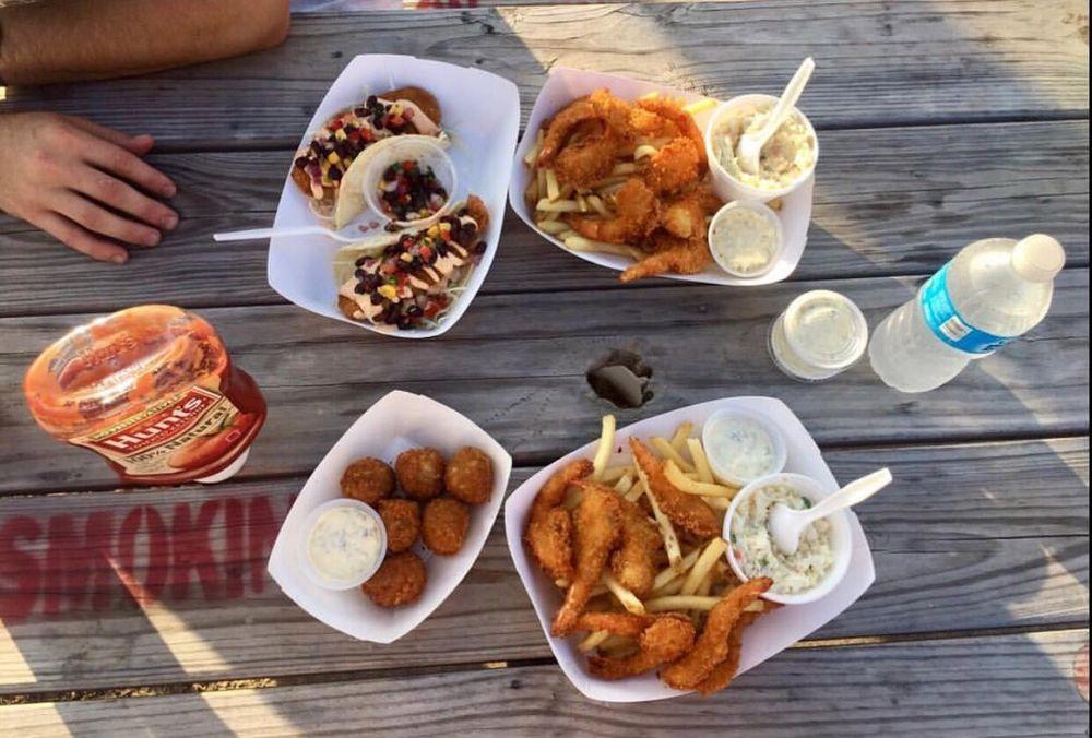 Shrimp & Stuff Food Truck