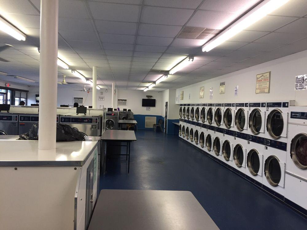 Super Wash Laundromat - Laundromat - 613 E Poinsett St ...