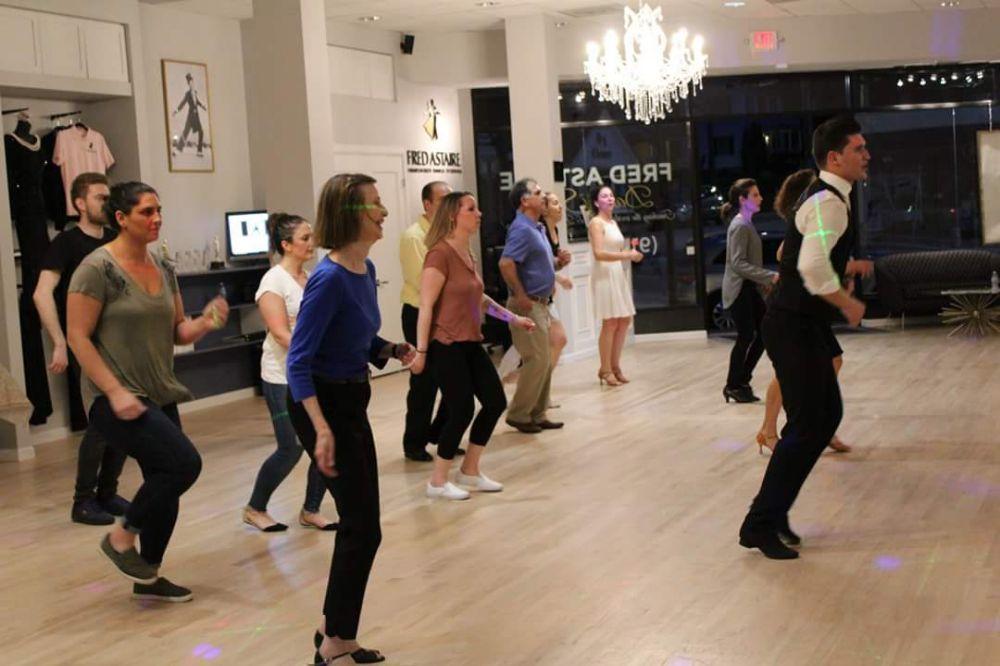 Fred Astaire Dance Studio of Mount Kisco: 69 S Moger Ave, Mount Kisco, NY