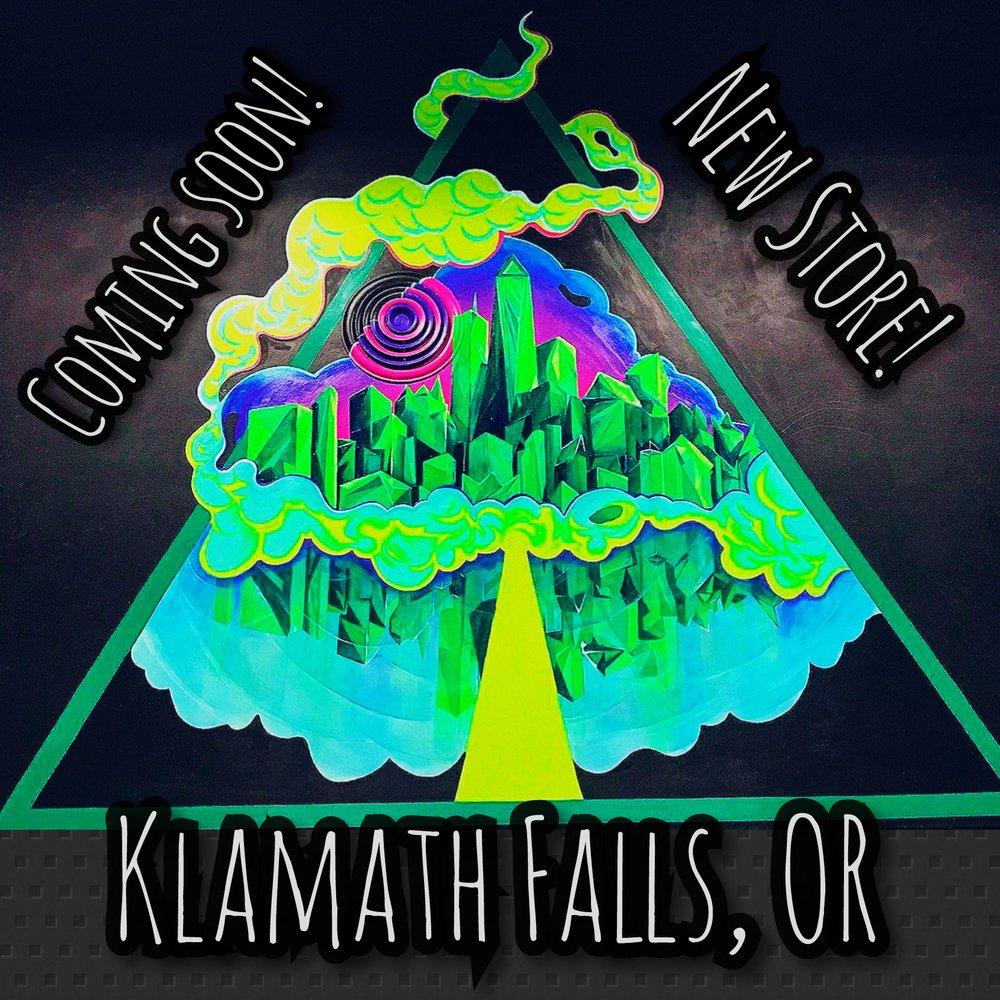 Emerald Triangle Dispensary: 3480 Washburn Way, Klamath Falls, OR