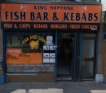 King neptune fish chips fish chips 3 terrace road for Terrace fish and chips