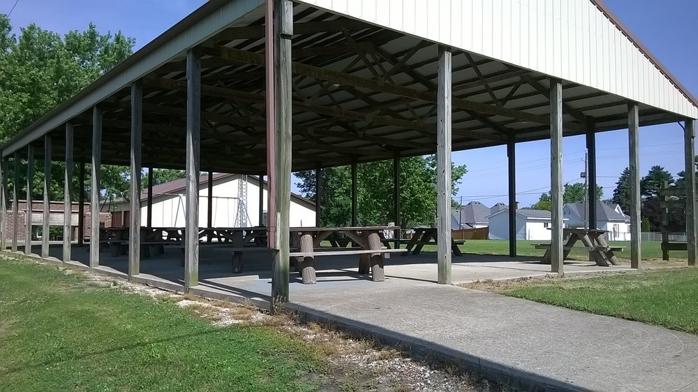 Bulldog Park: 314 East Water St, Linden, IN