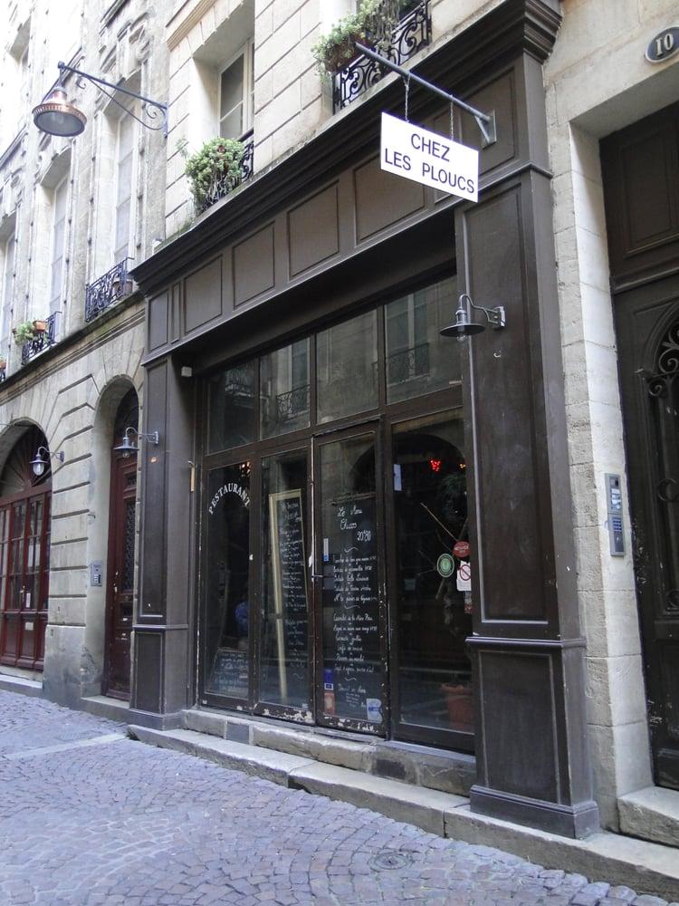 Chez les ploucs 2 closed french 49 rue lafaurie de for Hotel rue lafaurie monbadon bordeaux
