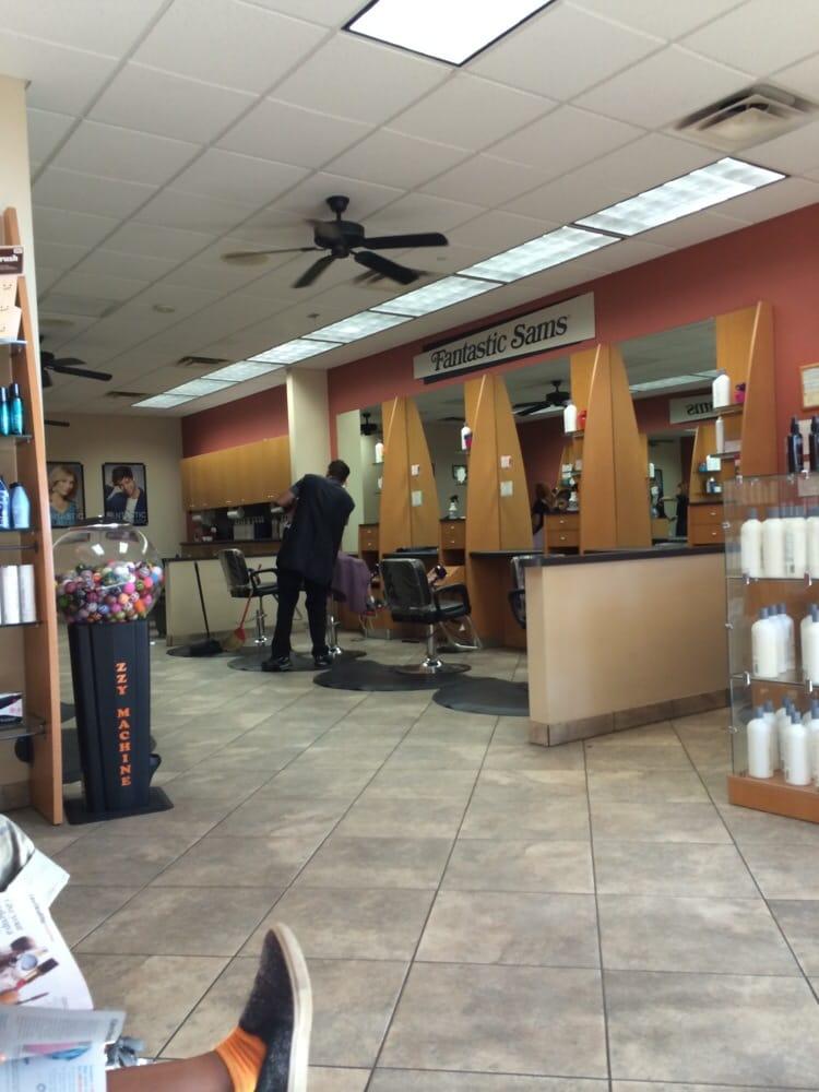 Fantastic sams hair salons 11 reviews hairdressers for Sams salon