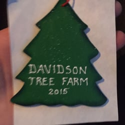Photo Of Davidson Tree Farm   Upperco, MD, United States. They Sell Yearly