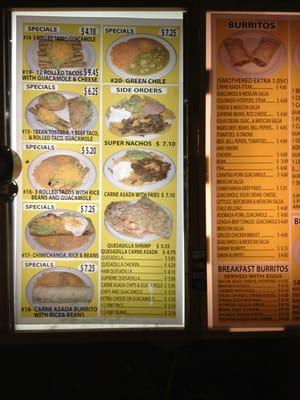 Tacos Rapidos Mexican Southwest Denver Co Reviews