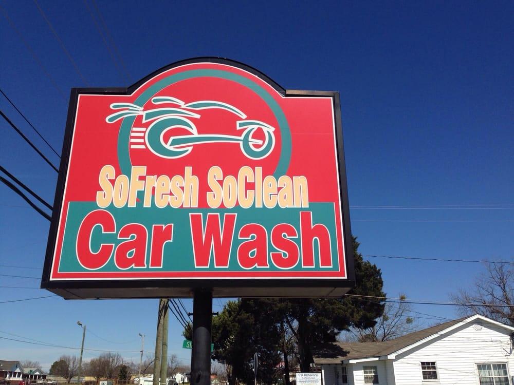So Fresh So Clean Auto Care: 1600 Telfair St, Dublin, GA